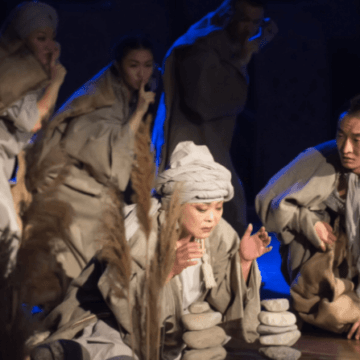 В Костанае прошел фестиваль этнических театров Казахстана